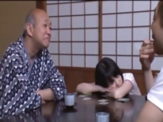 Invitation from the impure grandfather japanese straight  video