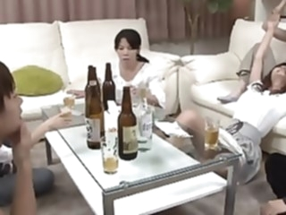 Party of companion(censored) japanese straight  video