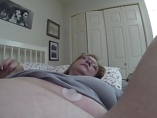 I caught you bbw mature redhead video