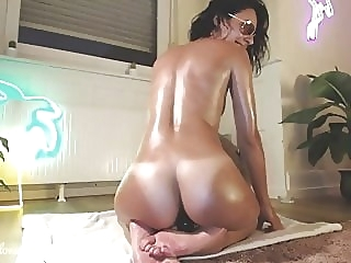 Riding cowgirl with tanlines webcam amateur top rated video