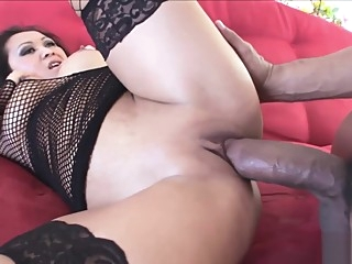 Babe in stockings pleases a neighbor asian hardcore mature video