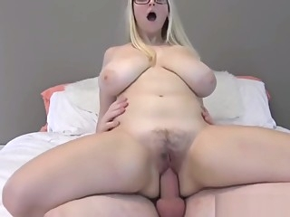 Big Tits Blonde Teen Gets Fucked Hard amateur big tits hardcore video