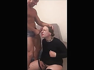 Cuckold Humiliation Vol 6 (intense) bisexual interracial cuckold video
