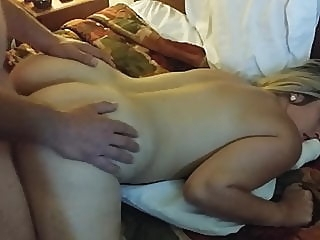 cum in her ass amateur anal blonde video