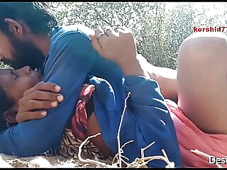 Desi Dewar Bhabhi OutDoor Fucked amateur milf indian video