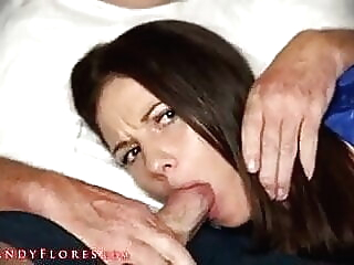 MOM AND SON SHARE A COUCH anal blowjob cumshot video