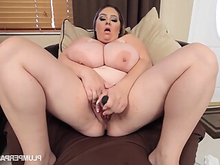 After Party Dildo Stuffing bbw big ass big tits video